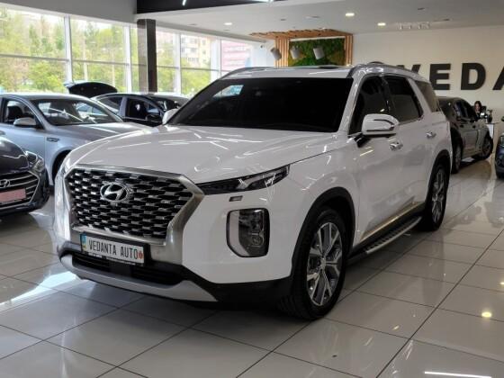 Hyundai Palisade (2018)