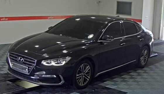 Hyundai Grandeur (2017)
