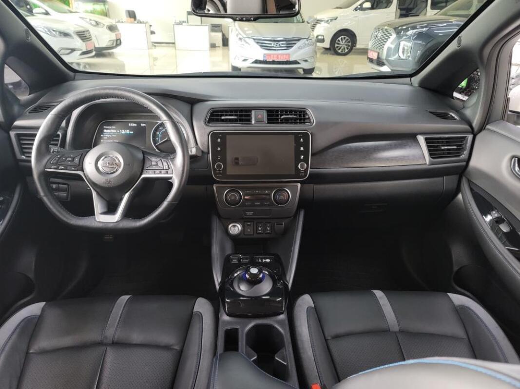 Nissan Leaf (2019)