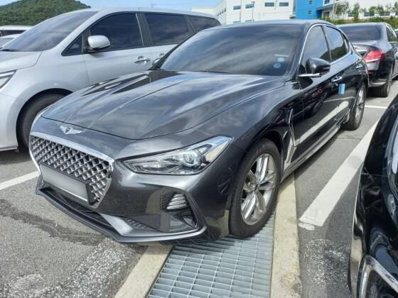 Hyundai Genesis G70 (2018)