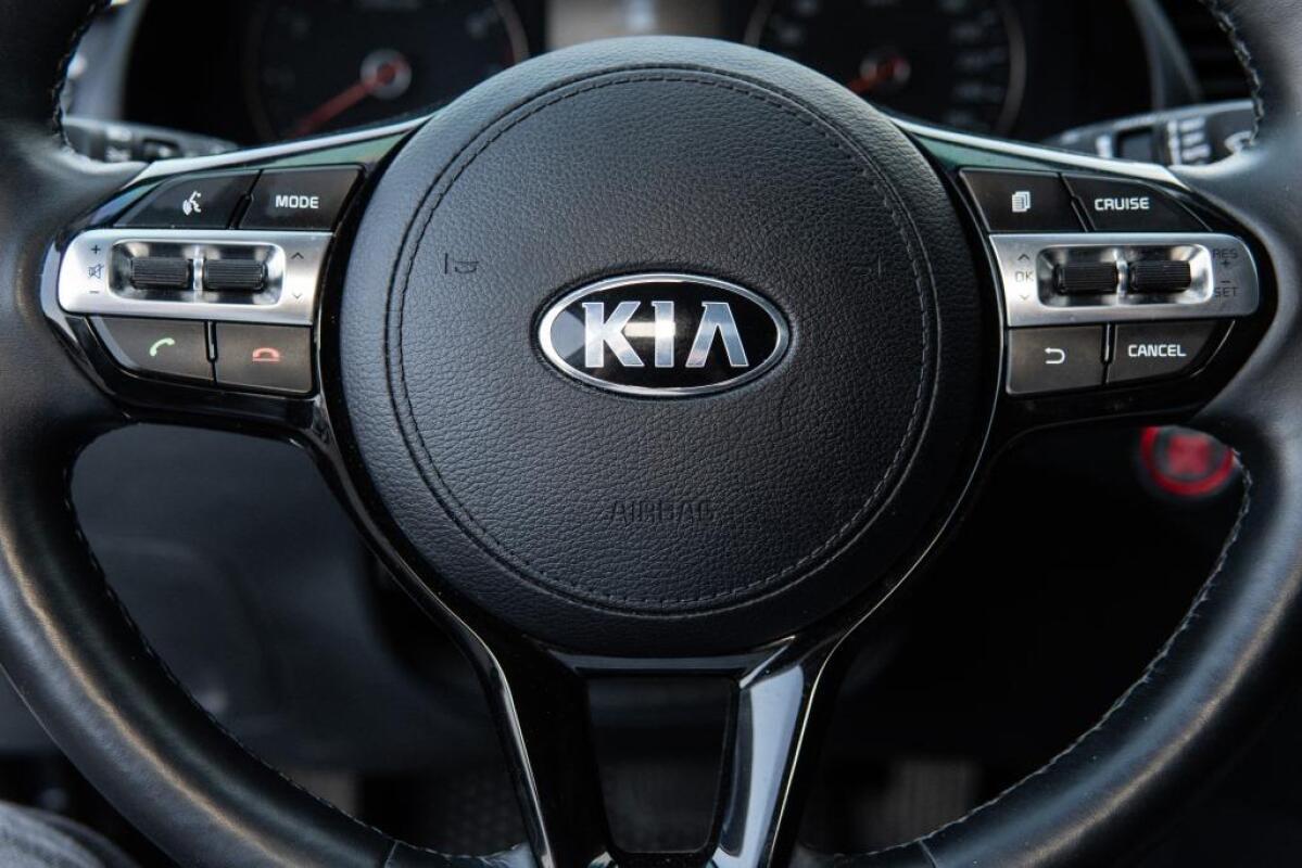 Kia K7 (2017)
