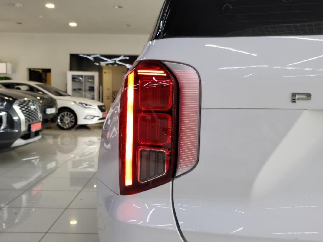 Hyundai Palisade (2019)
