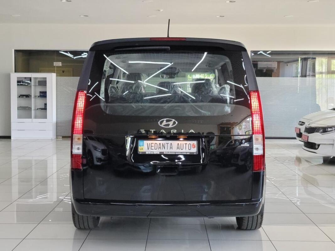 Hyundai Staria (2021)