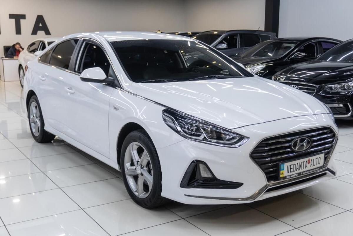 Hyundai Sonata (2017)