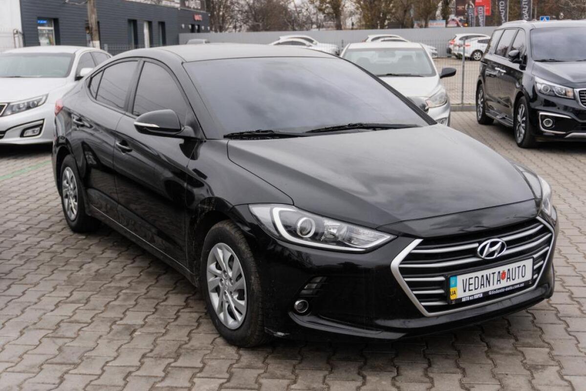 Hyundai Avante (2016)