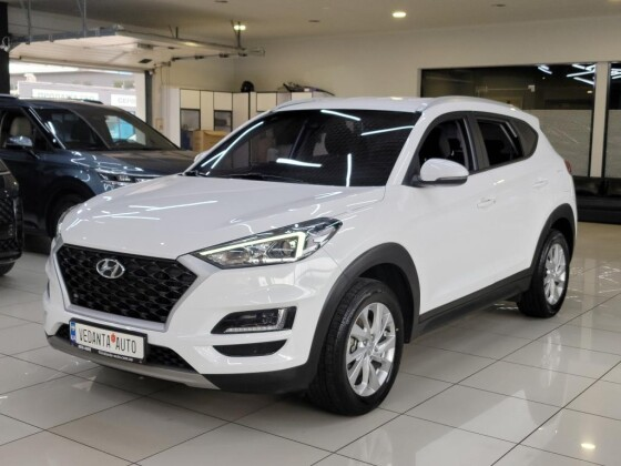Hyundai Tucson (2018)