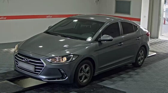 Hyundai Avante (2017)