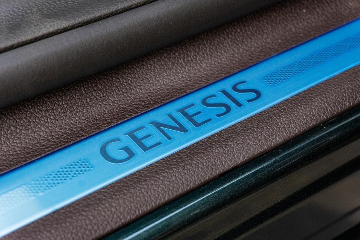 Genesis GV80 (2020)
