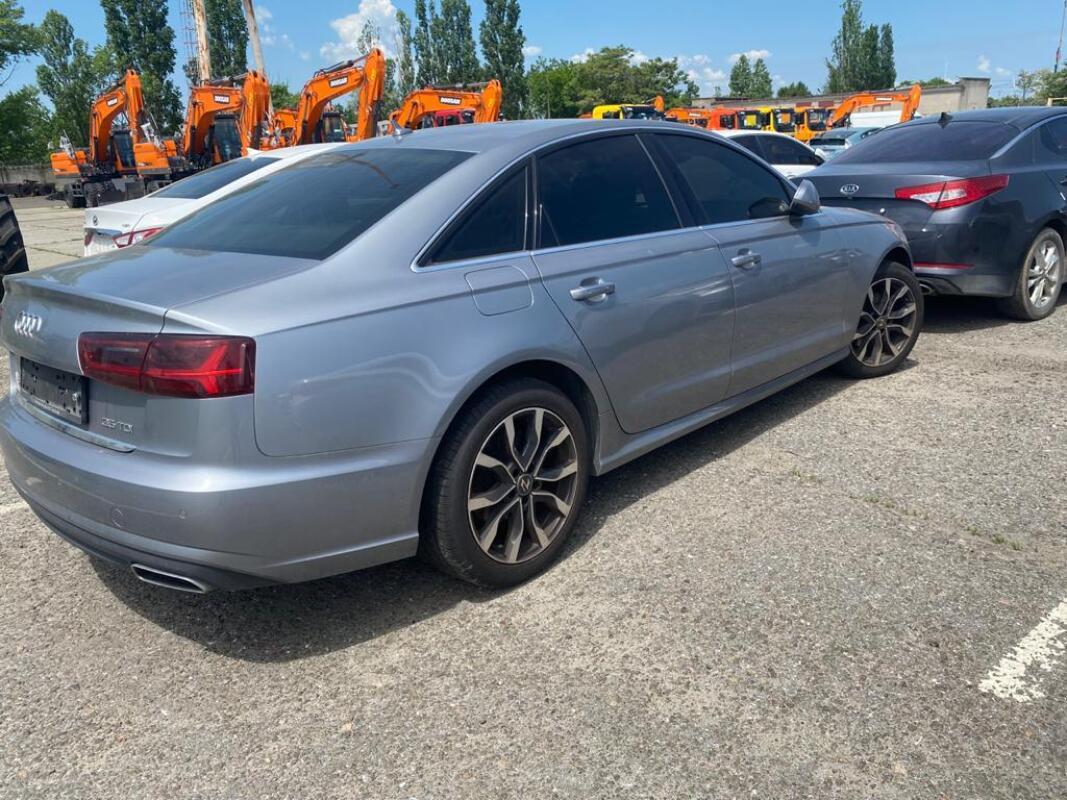Audi A6 (2016)