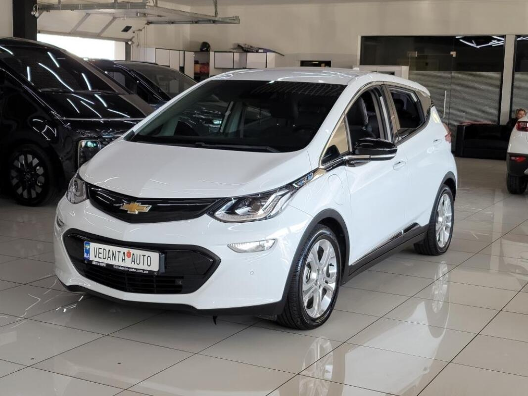 Chevrolet Bolt (2017)