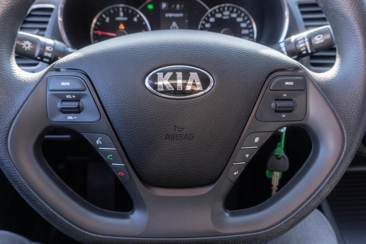 Kia K3 (2016)