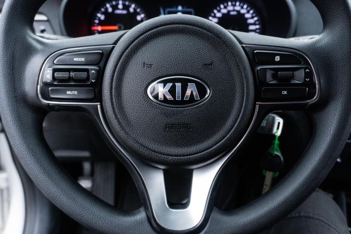KIA K5 (2016)