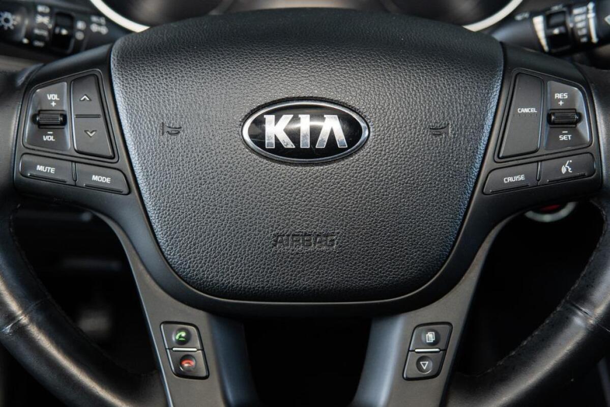 Kia K7 (2014)